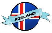 Circle Land ICELAND — Stock Photo