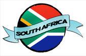 Circle Land South Africa — Stock Photo