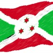 Sketch - Burundi - Stock Photo