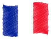 Sketch - France — Stock Photo