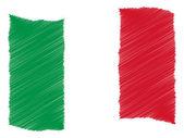 Sketch - Italy — Stock Photo