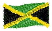 Skica - Jamajka — Stock fotografie