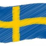 Постер, плакат: Sketch Sweden