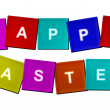 happy easter — Stock Photo #9163737