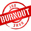 Stock Photo: Burnout