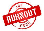 Burnout — Stock Photo