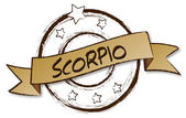 Zodiac - Retro - SCORPIO — Photo