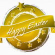 Happy Easter Banner — Stock Photo #9603779
