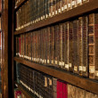 Old books in library — Stock Photo #8335225