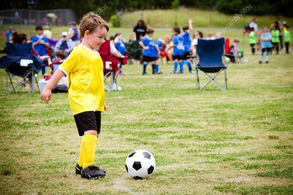 Футбол коли час