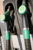 The fuel pump — Stock Photo