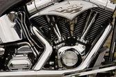 Moto motor — Stock Photo