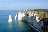 Etretat in France — Stock Photo