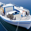 Stock Photo: The fishing boat