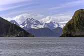 Cruise near Seward, Alaska — Stock Photo