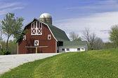 Old American Farm — Stock Photo