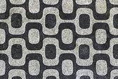 Ipanema mosaico — Foto Stock