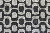 Ipanema mozaik — Stok fotoğraf