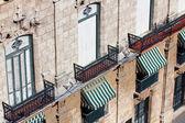Old building in Havana — Stock Photo