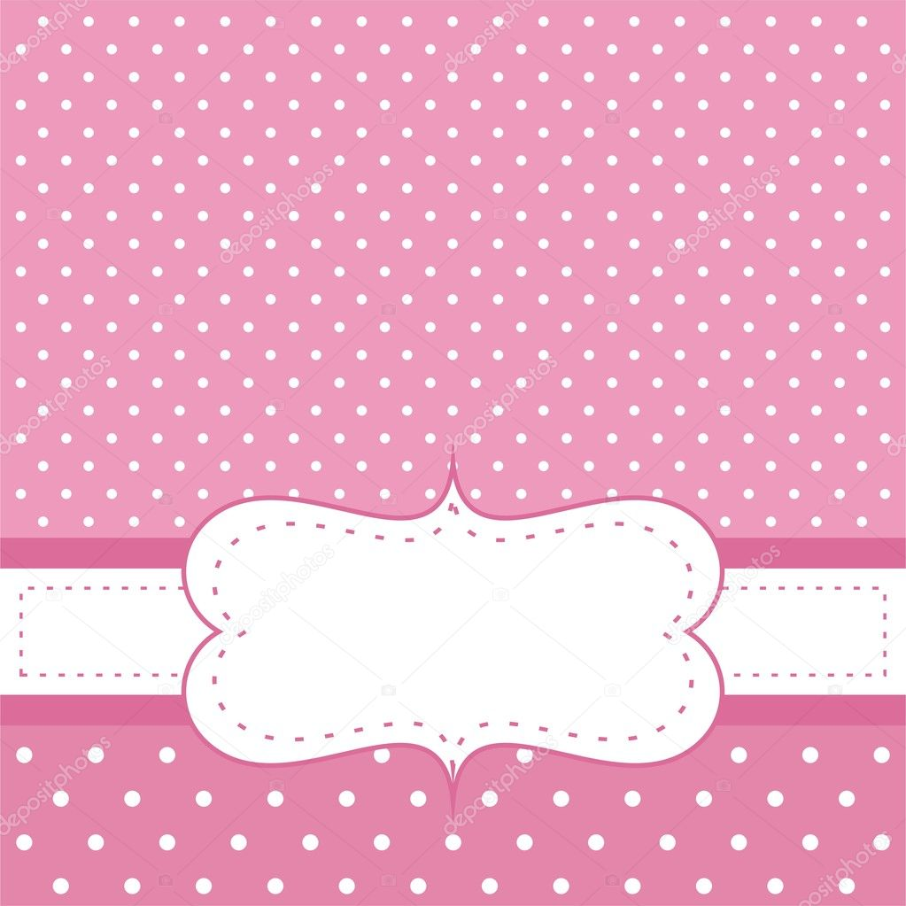 polka dot template free image collections template design ideas