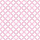 Vector pink and white pattern seamless background — Stock Vector