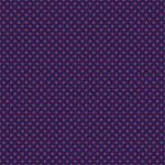 vektor seamless mönster med röda prickar på retro marinblå bakgrund — Stockvektor