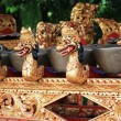 Balinese Gamelan — Stock Photo