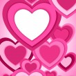 Royalty-Free Stock Imagem Vetorial: Hearts