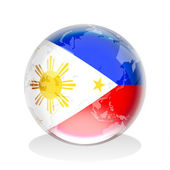Philippines Insignia — Stock Photo