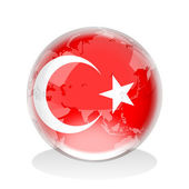 Turkey Insignia — Stock Photo