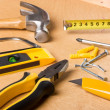 Stock Photo: Set tools
