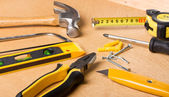 Set tools — Stock Photo