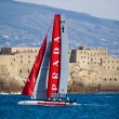 34th America's Cup World Series 2012 in Naples — Zdjęcie stockowe