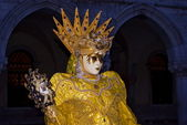 Mask, Carnival of Venice — Foto de Stock