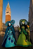 Masks, Carnival of Venice — Stock Photo