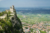Republic of San Marino — Stock Photo