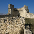 Abruzzo castle - Stock Photo