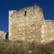 Abruzzo castle — Stock Photo