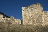 阿布鲁佐城堡 — 图库照片