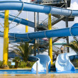 Water park — Stock Photo #8409504