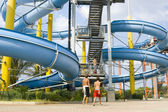 Water park — Stock Photo