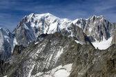 阿尔卑斯马特洪峰 — 图库照片