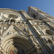 Cathedral of Florence Tuscany Italy - 图库照片
