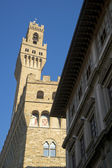 Old palace florence toscany italy — Stock Photo