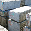 Storage blocks of marble - Stock Photo