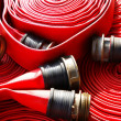 Stock Photo: Fire Hose