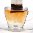 Infusion of tea — Stock Photo