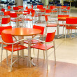 Cafeteria — Stock Photo