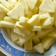 Sliced pineapple - Stock Photo
