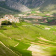 Castelluccio of Norcia Italy — Stock Photo